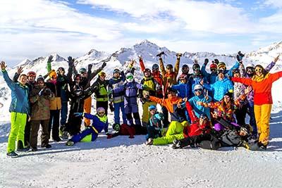 Открытие сезона зима 17-18 на Эльбрусе